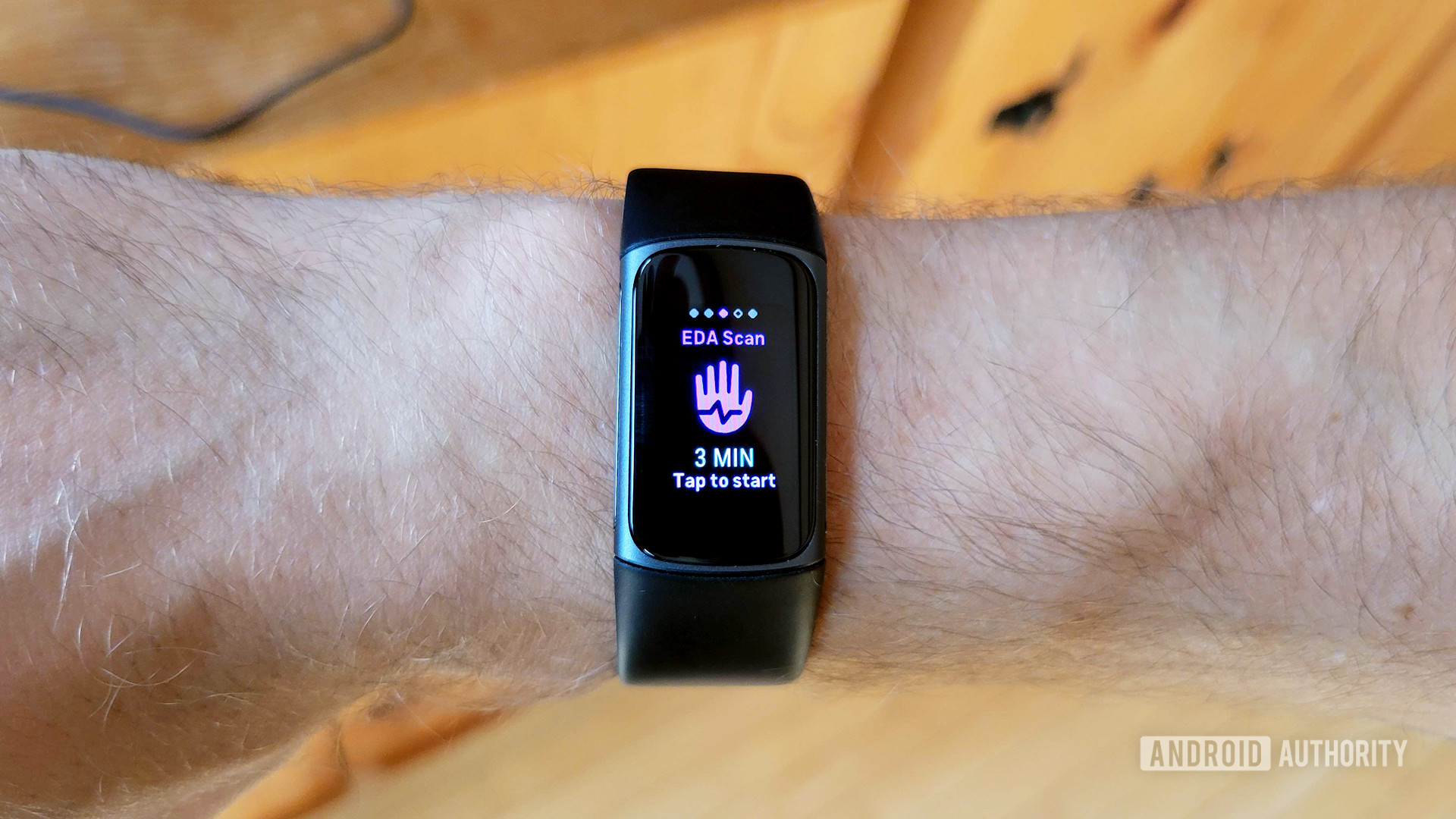 Fitbit Charge 5 Review EDA Scan