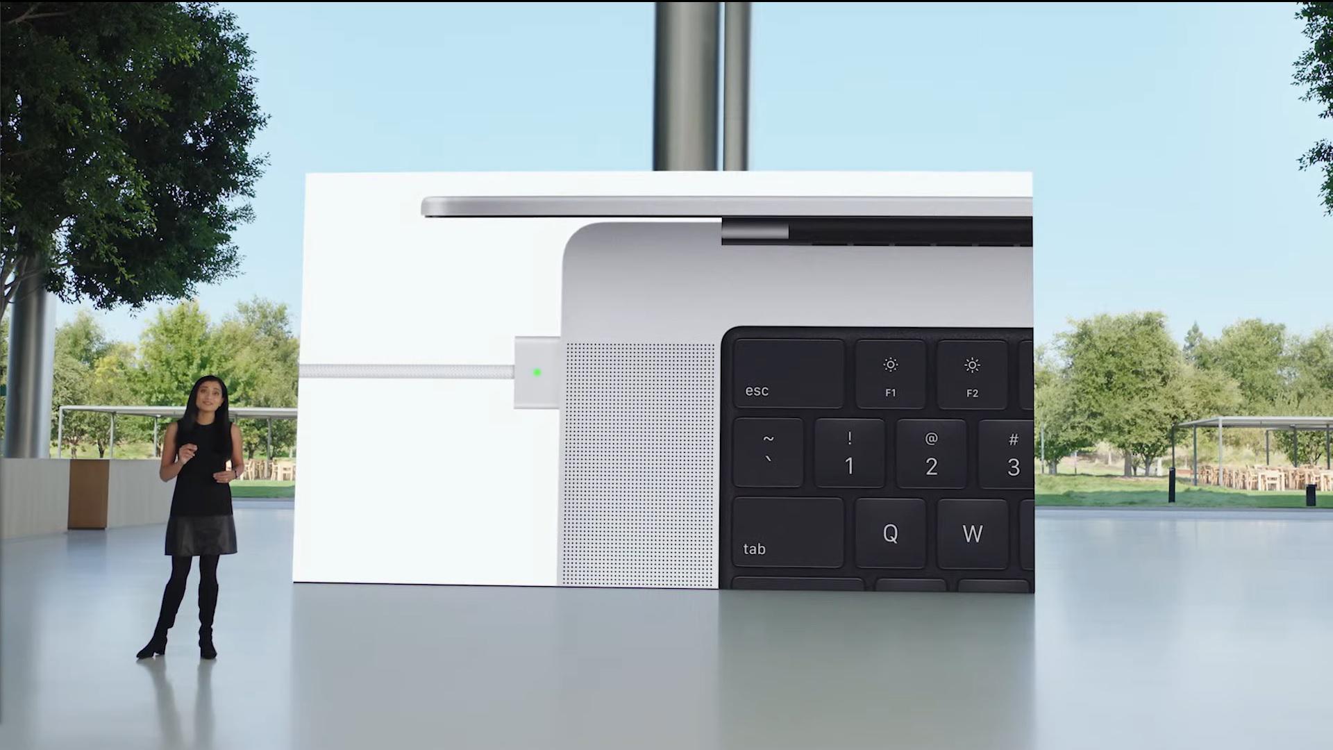 MacBook Pro 2021 MagSafe
