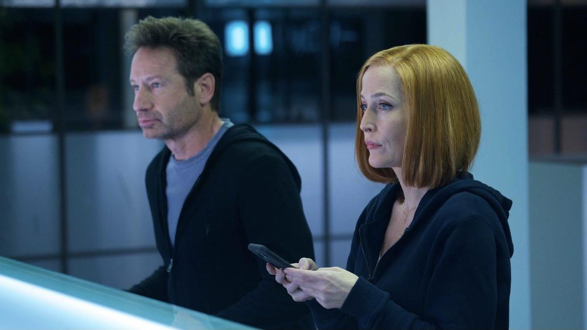 The X-Files season 11 and 12