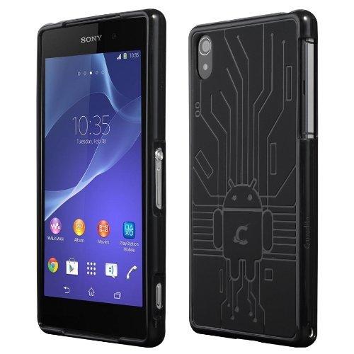 Cruzerlite Bugdroid Circuit Case for Sony Xperia Z2