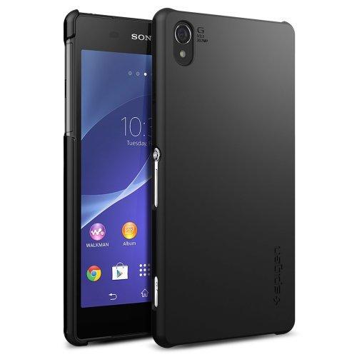 Spigen Slim Hard Case for Sony Xperia Z2