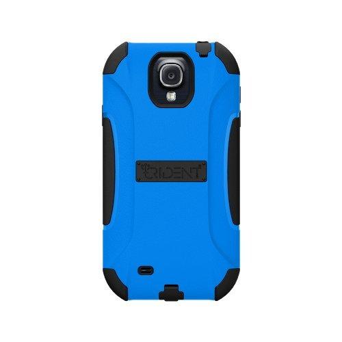 Trident Case AG-S4MINI-BLU Aegis Series Case for Samsung Galaxy S4 Mini/GT-I9190