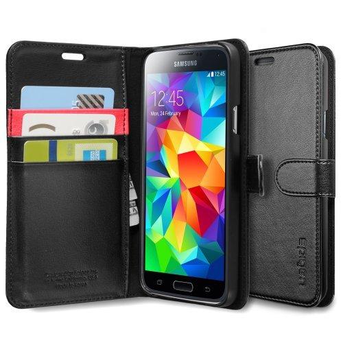 Spigen Samsung Galaxy S5 Case Wallet Case