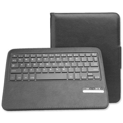 MoKo Wireless Bluetooth Keyboard Case for Sony Xperia Z2 Tablet