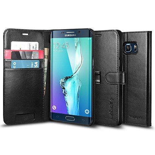Spigen Premium Wallet Case for Galaxy S6 Edge+