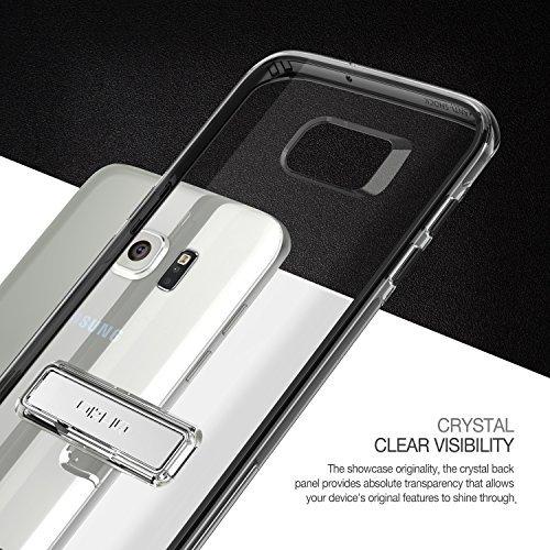 OBLIQ Naked Crystal Clear Heavy Duty Case for Samsung Galaxy S7 Edge