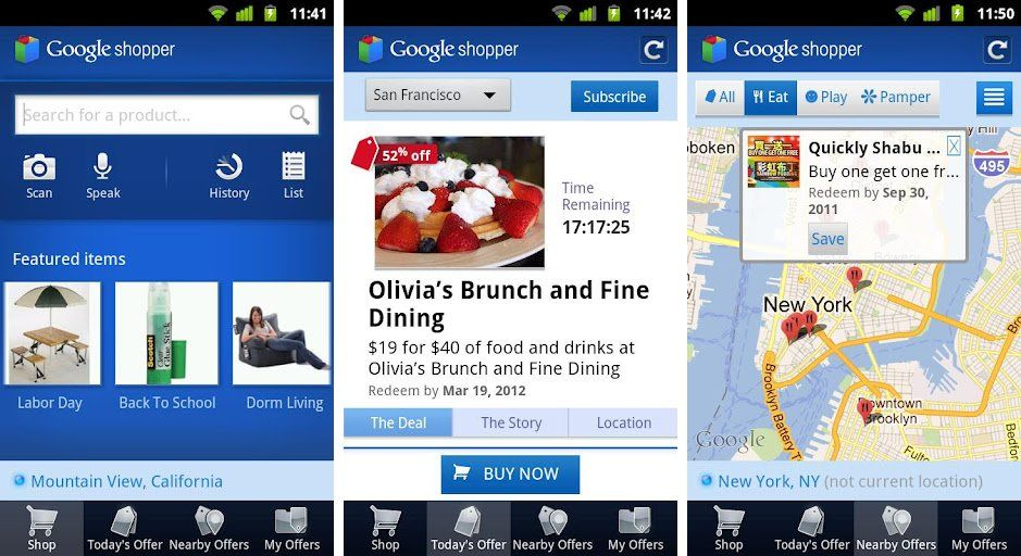 Best Android Apps For Shoppers To Find Best Deals Android Authority
