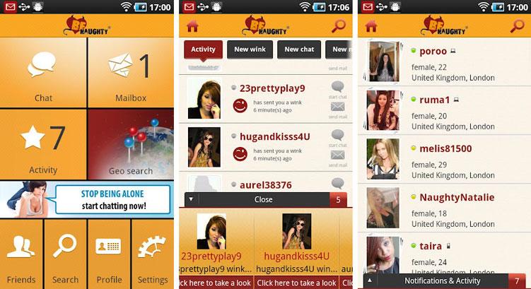 Kleeblocken-Dating-App Android