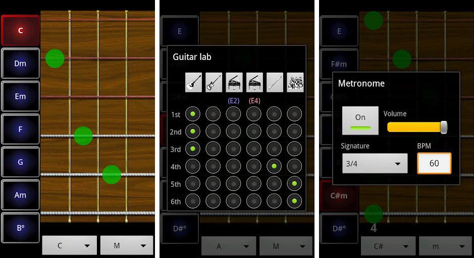 приложение гитара на андроид скачать бесплатно