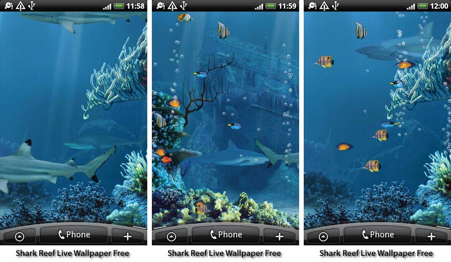 Best Aquarium And Fish Live Wallpapers For Android Android Authority