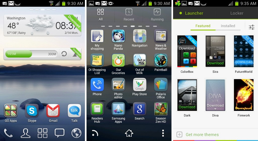 Best Homescreen Launcher Apps For Android