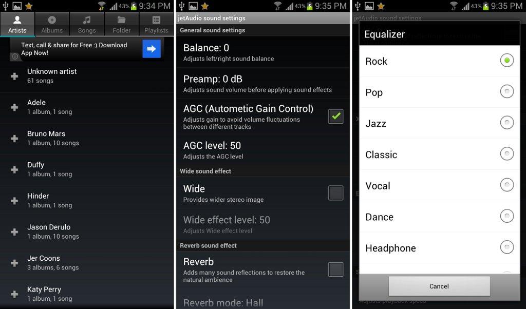 скачать джет аудио на андроид бесплатно - фото 9