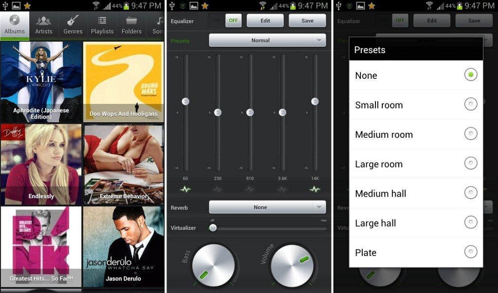 скачать аудио проигрыватель на андроид - фото 4