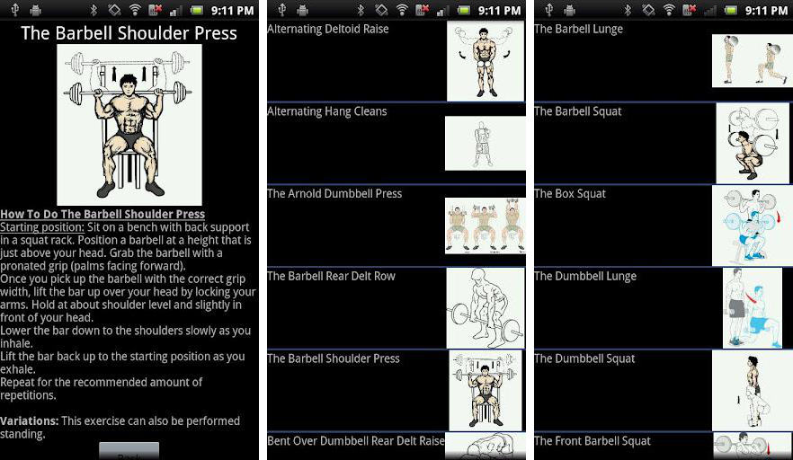 Best Android Apps For Strength Training And Weight Lifting