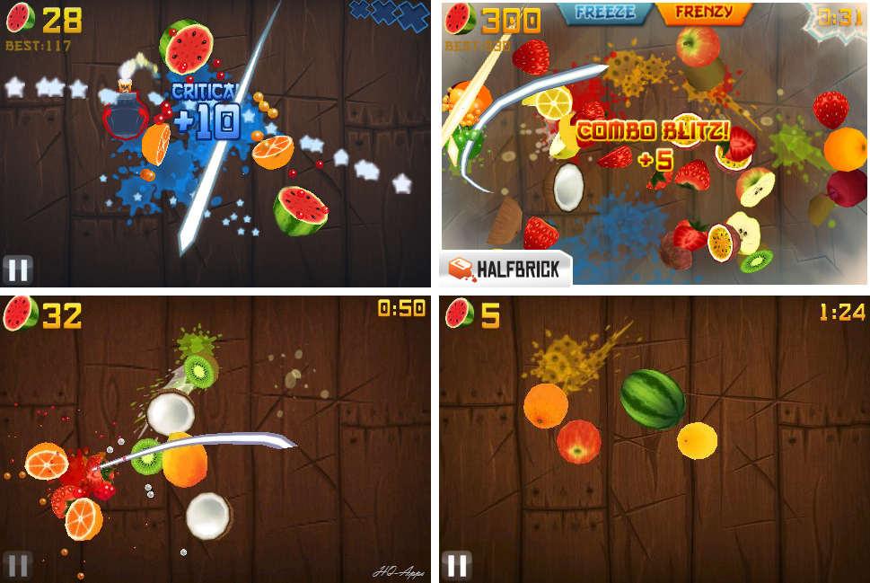 fruit samurai for pc