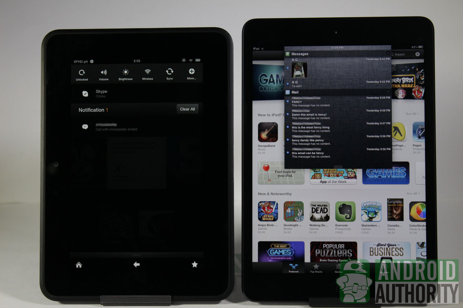 Phone Amazon Kindle For Android Phone apple ipad mini vs amazon kindle fire hd in the case of has chosen to retain some default android look and behavior pull down notification menu has
