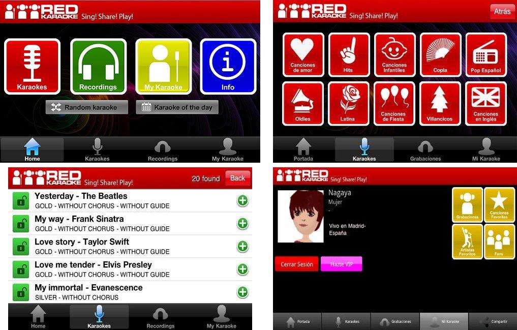 приложение караоке на андроид скачать