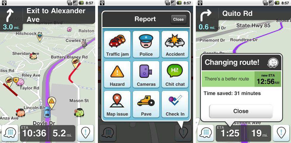 Waze Social Gps Maps & Traffic Waze Social Gps Maps And Traffic | aeropilatesleon Waze Social Gps Maps & Traffic